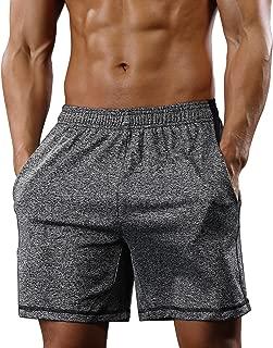 Athletic Gym Shorts Mens Workout Running Bodybuilding Training Short