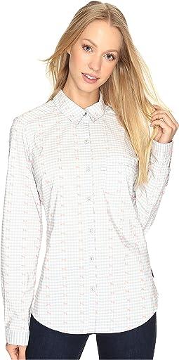 Columbia - Super Harborside Woven Long Sleeve Shirt