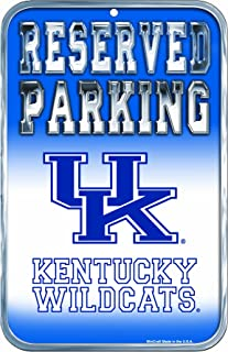 NCAA Kentucky Wildcats 11-by-17 inch Sign