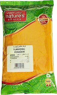 Natures Choice Turmeric Powder, 400 gm