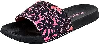 Womens Sandal, Ladies Beach to Bar Floral Flip Flop Sandals, Women's Size 6 to 11