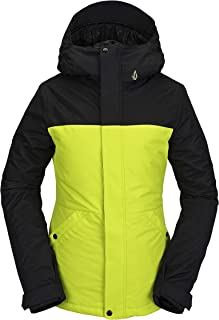 Women's Bolt Insulated Snowboard Ski Winter Hooded Jacket