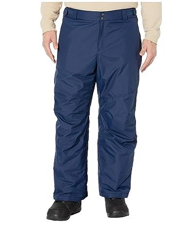 Columbia Big Tall Bugaboo IV Pants (Collegiate Navy) Men