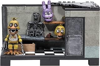 McFarlane Toys Five Nights at Freddy's Backstage 'Classic Series' Medium Construction Set