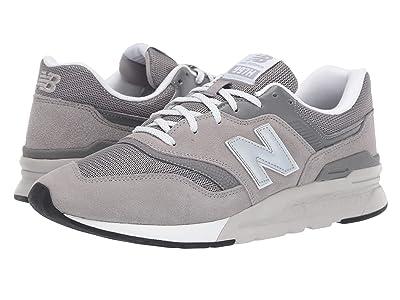 New Balance Classics 997Hv1-USA (Marblehead/Silver) Men