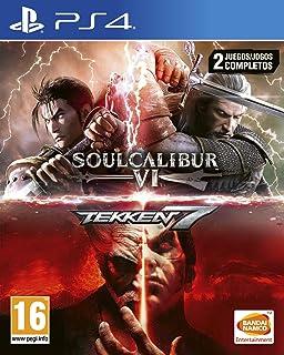 Pack: Tekken 7 + SoulCalibur VI