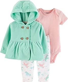 turquoise baby cardigan