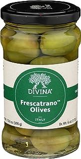 Divina, Olives Frescatrano, 10.6 Ounce