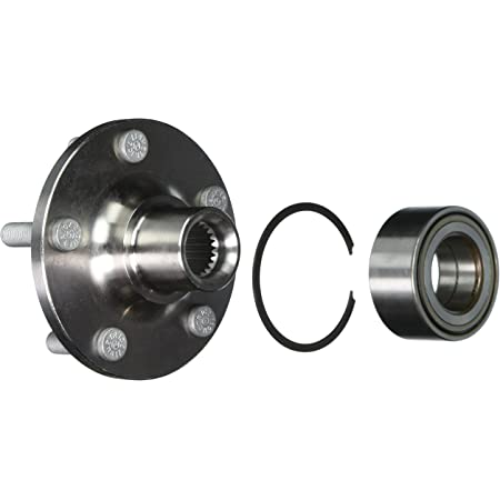 Timken Premium Products 513016K Front Hub Assembly 12 Month 12,000 ...