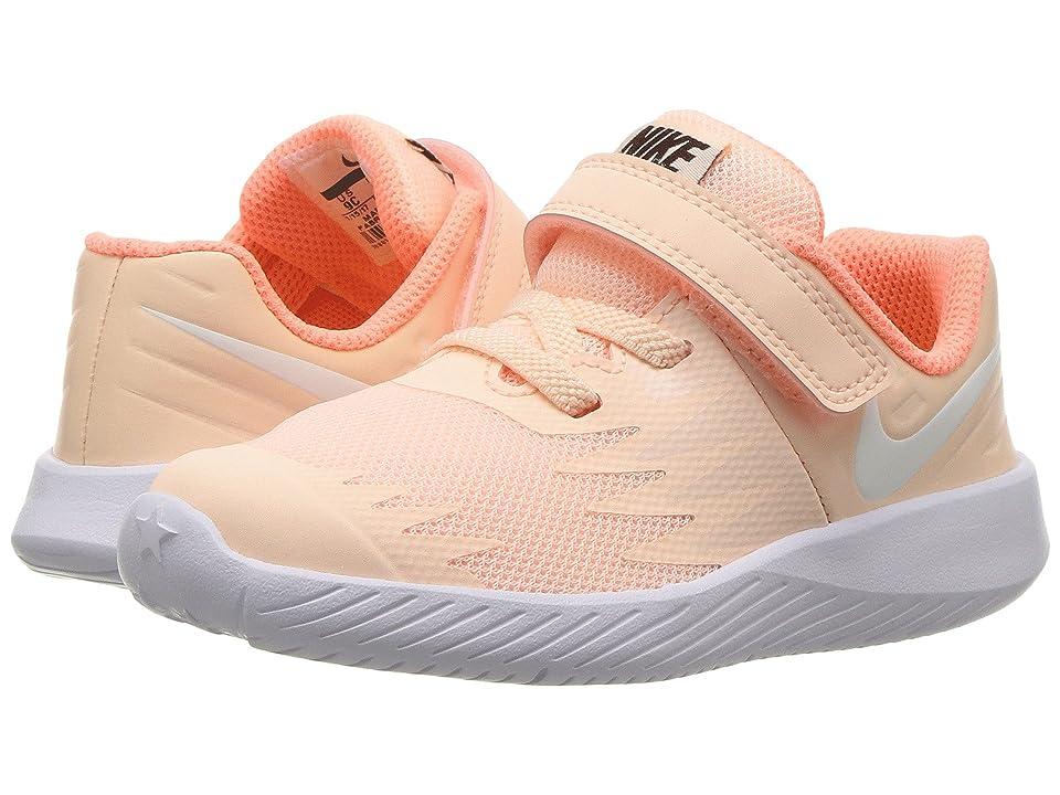 Nike Kids Star Runner TDV (Infant/Toddler) (Crimson Tint/White/Crimson Pulse/Black) Girls Shoes