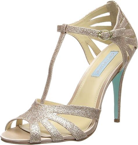 Betsey Johnson Femmes Tee Chaussures à Talons