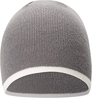 Ivalo Womens Reversible Beanie - Winter Slouch Hat