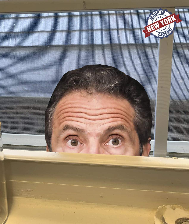 Andrew New product type Cuomo Peeping Window 35% OFF Sticker Watching Peekin NYS Governor
