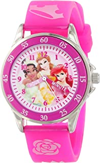 Kids' PN1051 Disney Princess Watch with Pink Band
