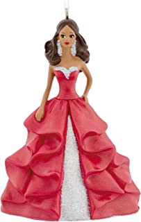 Hallmark African-American Holiday Barbie Christmas Ornament