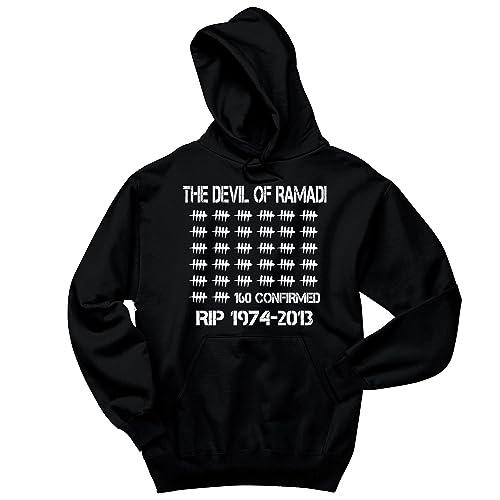 New Way 165 - Hoodie The Devil Of Ramadi T-Shirt Chris Kyle American Most 0d696d2c75