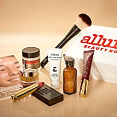 Allure's monthly beauty box offers top-trending, editor-tested makeup and beauty picks with a $100+ value for only $23. Top products selected by Allure editorial experts (we test more than 50,000 products a year) At least 3 full-size products in ever...