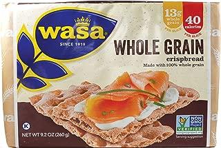 Wasa Wholegrain Crispbread, 9.2 Oz