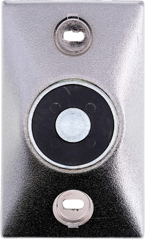ESL 男女兼用 DHS-24120C Electromagnetic Door 卓抜 Holder Dual Surface Mount