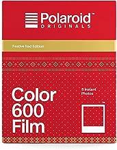 red polaroid 600
