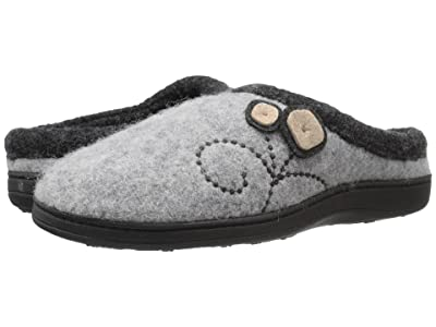 Acorn Dara (Light Grey Button) Women