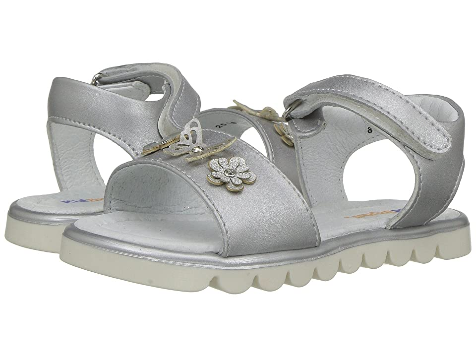 Kid Express Bodhi (Toddler/Little Kid) (Silver Metallic) Girl