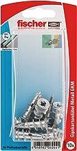 Fischer GKM K Gipsplaatplug 31 mm 8 mm 504330 10 stuk(s)
