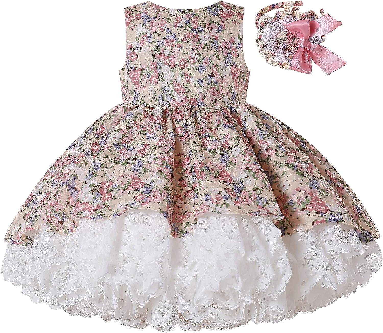 Pettigirl Max 43% OFF Teenage Girls Fashion Brown Sund Summer Ruffle Tucson Mall Layered
