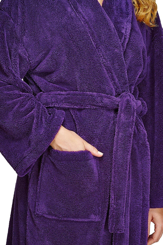 Femmes-Robe de chambre Soft-Twist