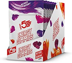 HIGH5 Energy Gummies Pocket Sized Quick Release Energy On The Go Mixed Berry 10 x 26g Packs Estimated Price : £ 11,20