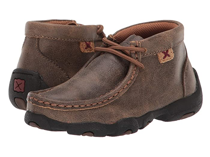 Twisted X  Driving Moc (Toddler/Little Kid) (Bomber) Shoes