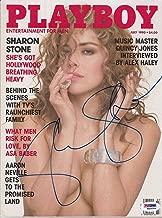 Sharon Stone Signed Autographed 1990 Playboy Magazine PSA/DNA 6A64944 32232