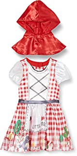 Amscan 9910084 Red Riding Hood Halloween Costume-Age 4-6