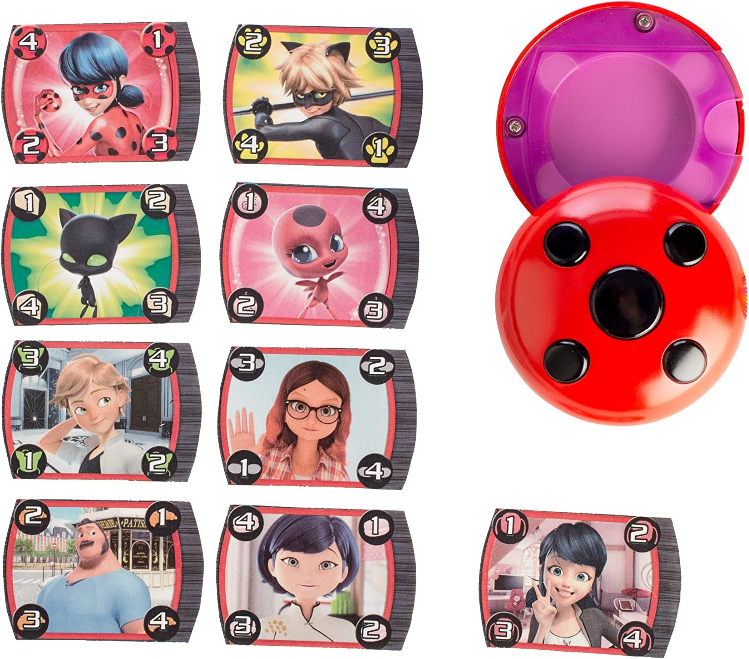 Max 56% OFF Miraculous Compact Caller Clearance SALE! Limited time!