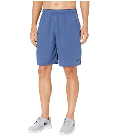 Nike Dri-FIT 9 Training Short (Mystic Navy/Black) Men