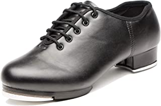 Joocare Men's Split Sole Jazz Tap Dance Shoes