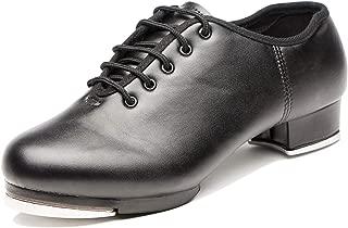 Joocare Men's Split Sole Jazz Tap Dance Shoes