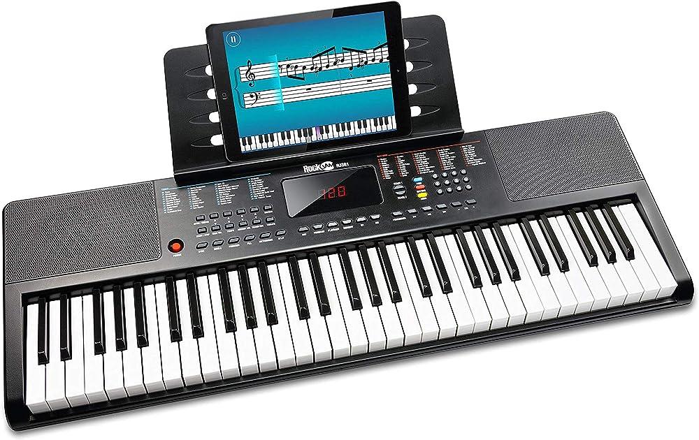 Rockjam tastiera 61 tasti RJ361