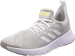 Adidas Asweego Shoes For Women, White (Ftwr White/Ftwr White/Bold Gold), 38 2/3 EU,F37022