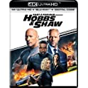 Fast & Furious Presents: Hobbs & Shaw (4K Ultra HD + Blu-ray + Digital)