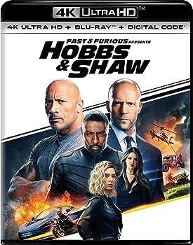 Fast & Furious Presents: Hobbs & Shaw (4K Ultra HD + Blu-ray + Digital)