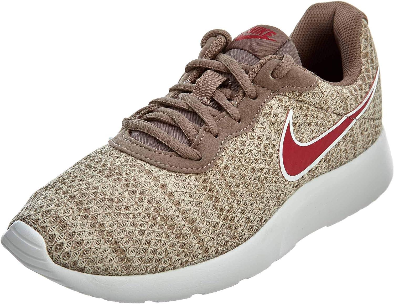 Nike Women's Tanjun Premium shoes Particle Brown