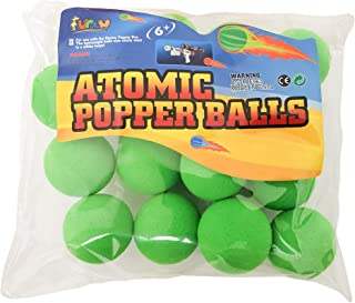 Novcolxya Power Popper Refills 16 Soft Foam Balls Approx 1.2