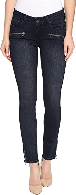 Jane Zip Ultra Skinny in Deacon No Whiskers