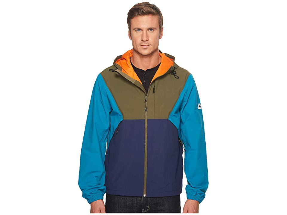 Penfield Cochato Color Blocked Jacket (Olive) Men