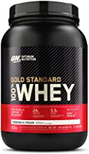 Optimum Nutrition 100% Whey Gold Standard,Cookies & Cream,2lb (0.9 kg)