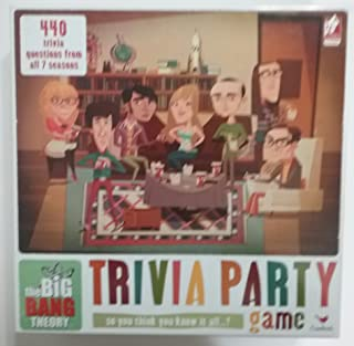 The Big Bang Theory Trivia Party Game by Cardinal Industries