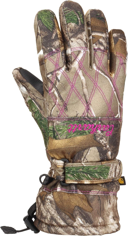 Carhartt womens Camo Gauntlet Glove