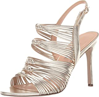 CHARLES DAVID Women's Crest Heeled Sandal