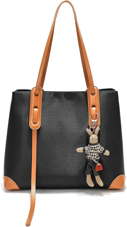 Women Tote Bag Oxford cloth Max 51% Branded goods OFF Purse Satchel Shoulder L Handbag